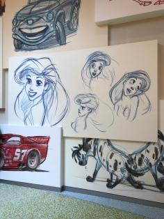 Lobby at Disney's Art of Animation Resort